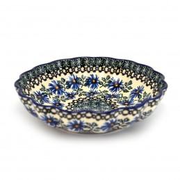 Frilled bowl Ø19cm