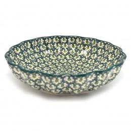 Frilled bowl Ø23.5cm