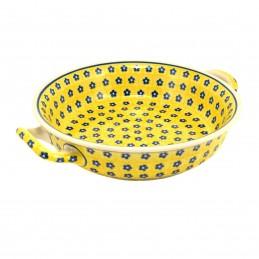 Round oven dish Ø21cm
