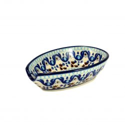 Polish Pottery Spoon Rest