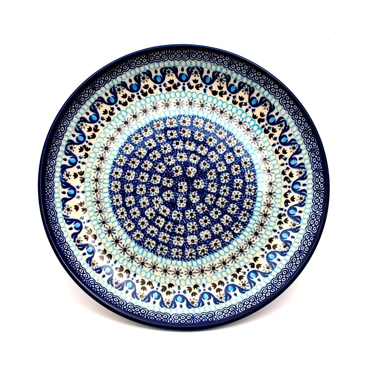 sc 1 st  Blue Dot Pottery & Polish Pottery Shop - Dinner plate