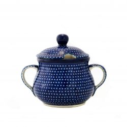 Unikat Polish Pottery Sugar bowl