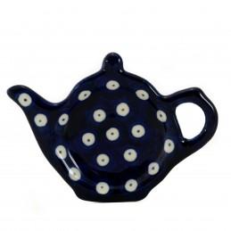 Teabag plate