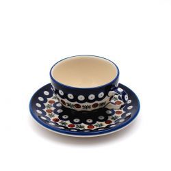 Cup and saucer 0.15l