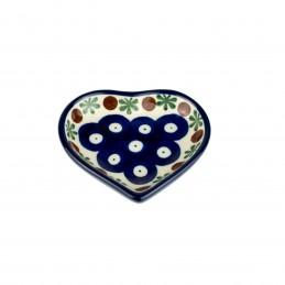 Ceramika Artystyczna Mini heart