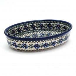 Oval dish 27/19.5cm