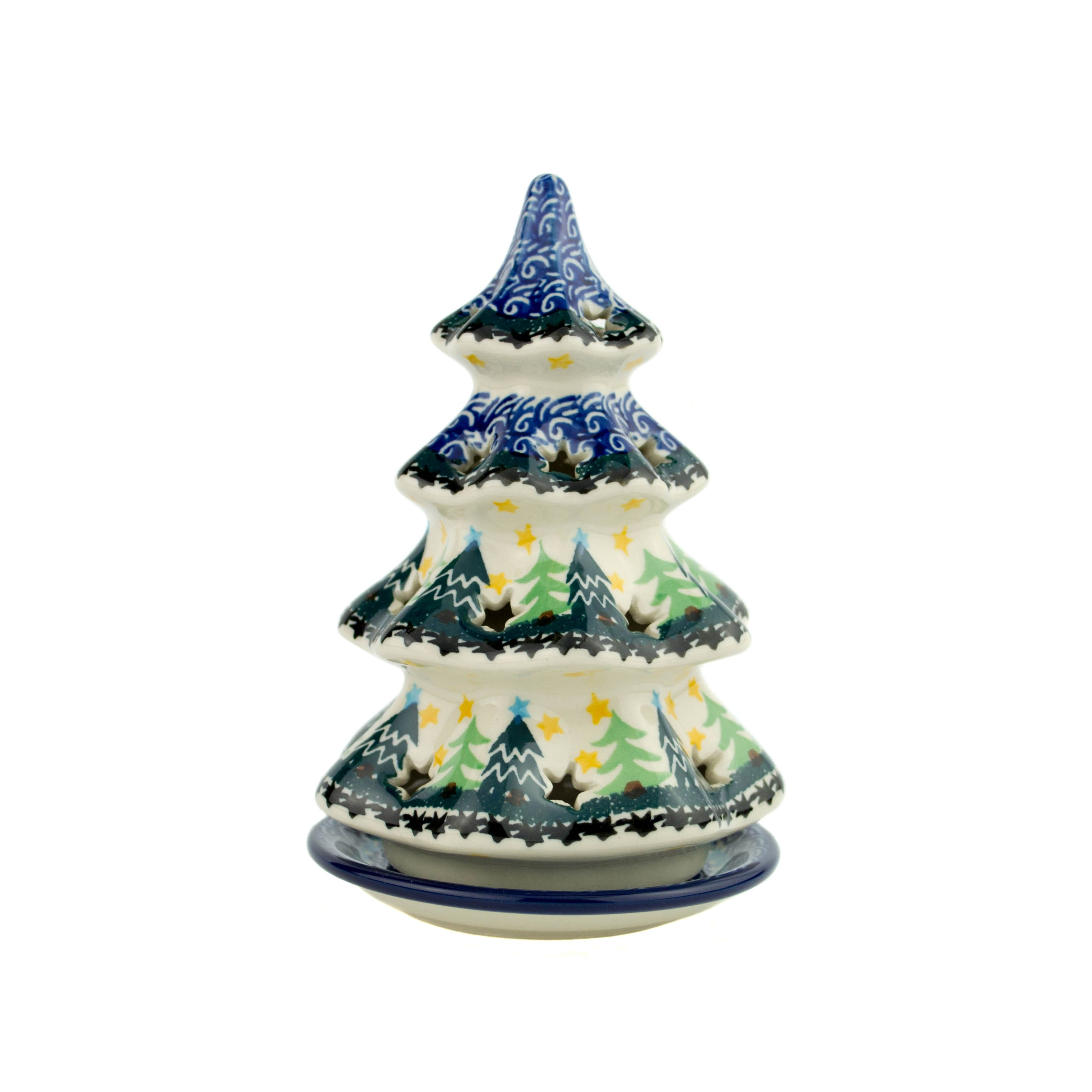 Christmas tree - Blue Dot Pottery Ltd