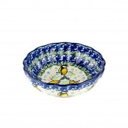 Frilled bowl Ø10.5cm