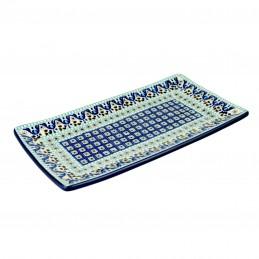 Large platter 30x16.5cm