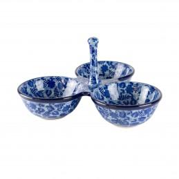 3 dip dish