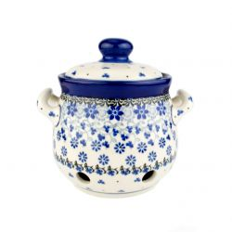 Garlic Storage Jar