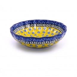 Frilled bowl Ø15.5cm