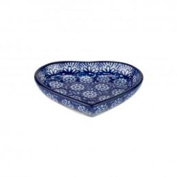 Ceramika Artystyczna Polish Pottery Mini heart