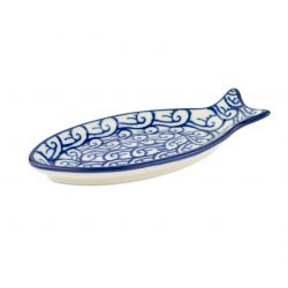 Mini fish plate