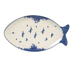 Fish platter 23/13cm