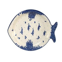 Fish platter 19/12cm