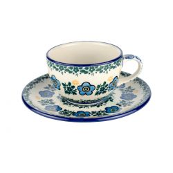 Cup and saucer 100ml