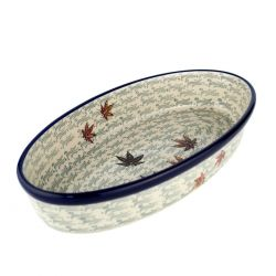 Oval oven dish 30/16cm