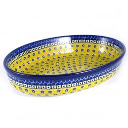 Oval dish 31/21.5cm