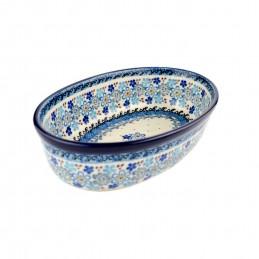 Oval dish 13/20.5cm