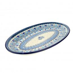 Oval platter 29.5/17.5cm