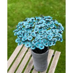 Small flower - Blue 2