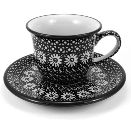 Cup & saucer 0.15L