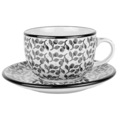 Cup & saucer 0.2L