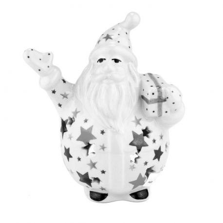 Santa Claus Tea Light Holder