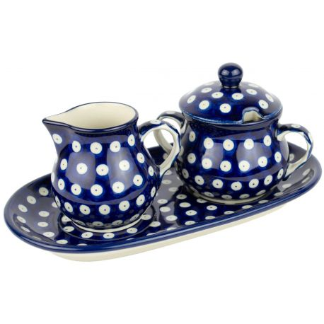 Sugar bowl and creamer sets